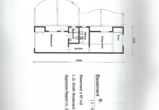 Basement plattegrond