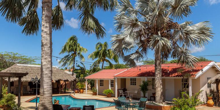 Aruba Pool apartment